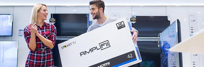 cumparare televizor magazin