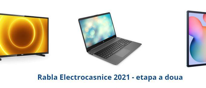 etapa a doua rabla electrocasnice 2021