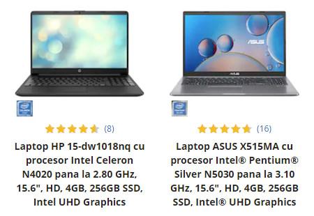 laptopuri eMAG pentru rabla electrocasnice