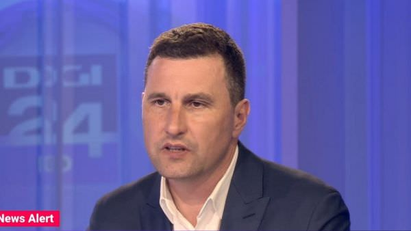 Ministrul Mediului Tanczos Barna la Digi24