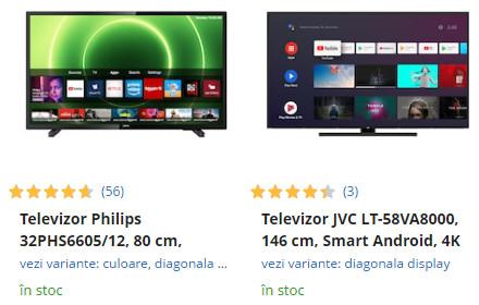 televizoare emag rabla electrocasnice 2021