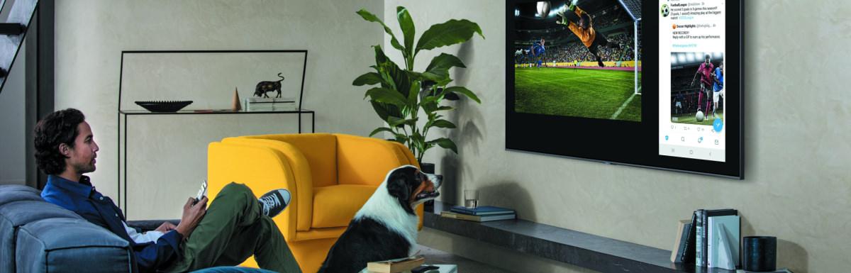 televizor smart Samsung QLED